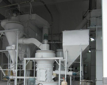 easy operation gypsum powder making machine with professional installation team