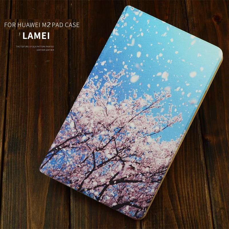 "leather sleeve for huawei M2 7"",for huawei M2 7"" tablet cover"