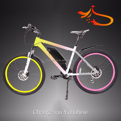 New model G-She, e road electric bike kit with battery