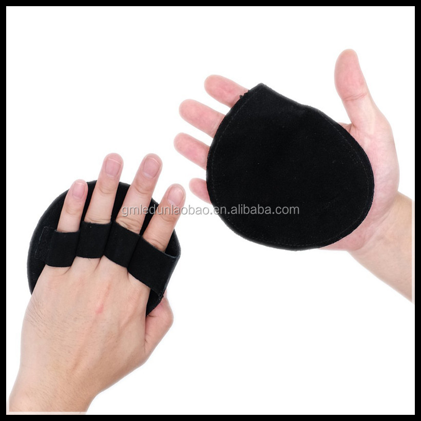 Weightlifting Grip Palm Pads Gloves/<strong>Weight</strong> Lifting Hand Grip