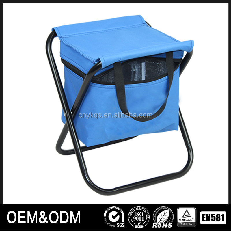 Backpack arms wholesale folding fishing chairs with carry bag
