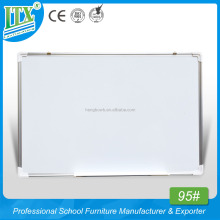 HB-95# Classic magnetic whteboard , classroom writing whiteboard standard size ,white teaching board for importer