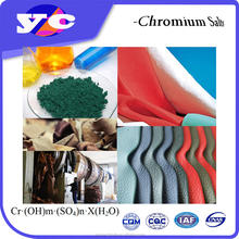 Food Grade basic chromium sulphate manufacturing process 22%-26% (Cr2O3%)