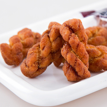 Chinese  500g Fried Dough Twist  Pastry  Spicy  Chili Snack