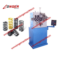 Automatic Spring Making Machine