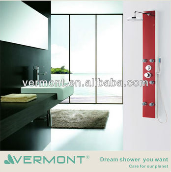 Cheap Glass shower column