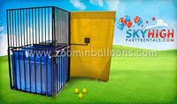 Factory directly sell inflatable dunk tank made in China Z5016