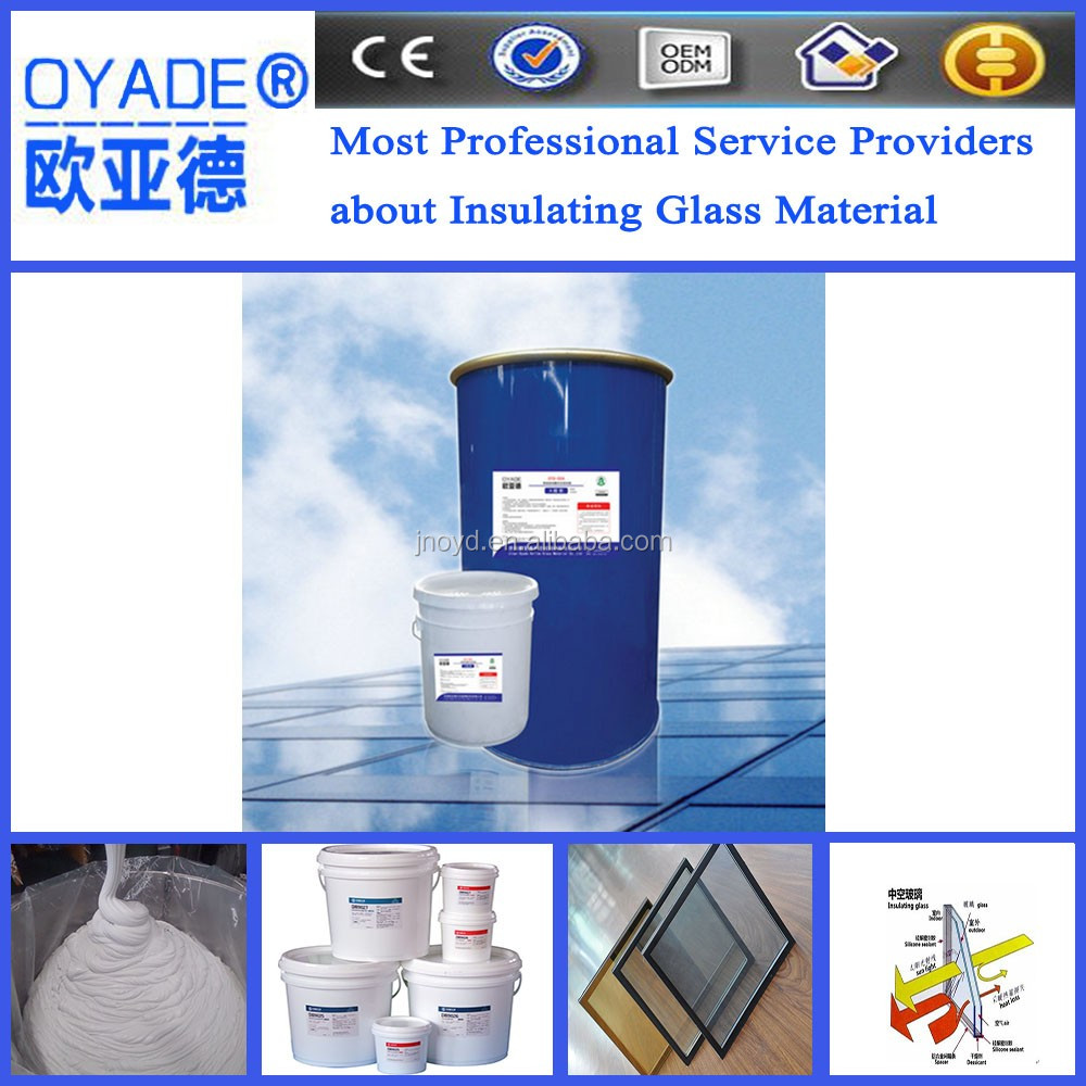 insulating glass hollow glass two components polysulfide sealant