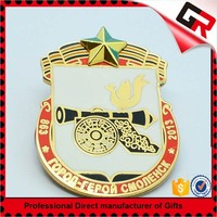 Customize logo pin badge for promotion gifts