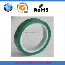 0.06mm/0.08mm High Temperature Green PET Tape