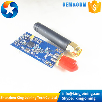 High quality good price KJ130 CC1101 Wireless Transceiver Module with SMA External Antenna