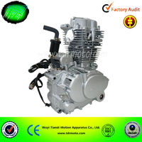 Hot sale 200cc dirt bike engine High performance ZONGSHEN 200cc engine for sale cheap