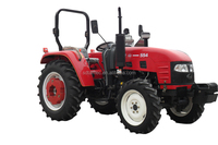 55hp four wheel tractor