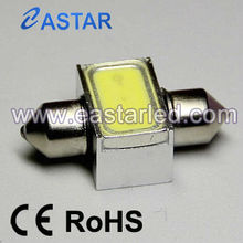 1.5W SJ31 car light with CE RoHS festoon led car bulb