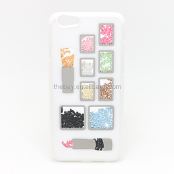 Eye shadow pc hard phone case with good quality for iPhone 6