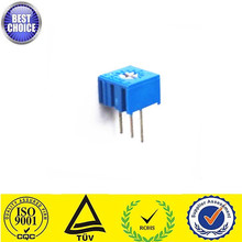 3362u 500V single-turn 0.25w 10k b103 potentiometer