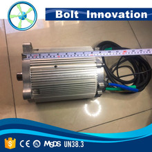 Top quality brushless dc 30kw electric car motor EV conversition kits