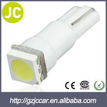 companies looking for distributors car led lights T5 5050 auto licence plate light one year warranty