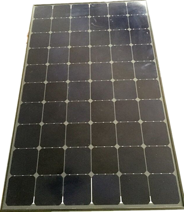 200w photovoltaic PET laminated PV solar panel module with high quality solar cell
