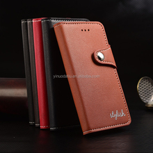 Professional Factory OEM ODM Customized New Leather Mobile Phone case for iPhone 7