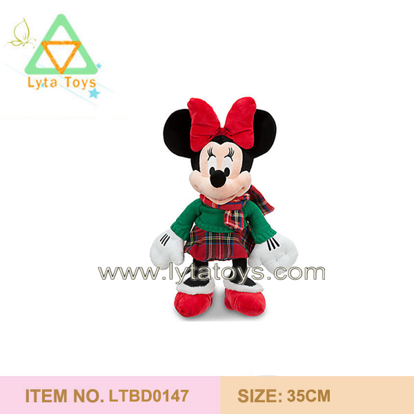 Lovely Plush Licensed Stuffed Minnie