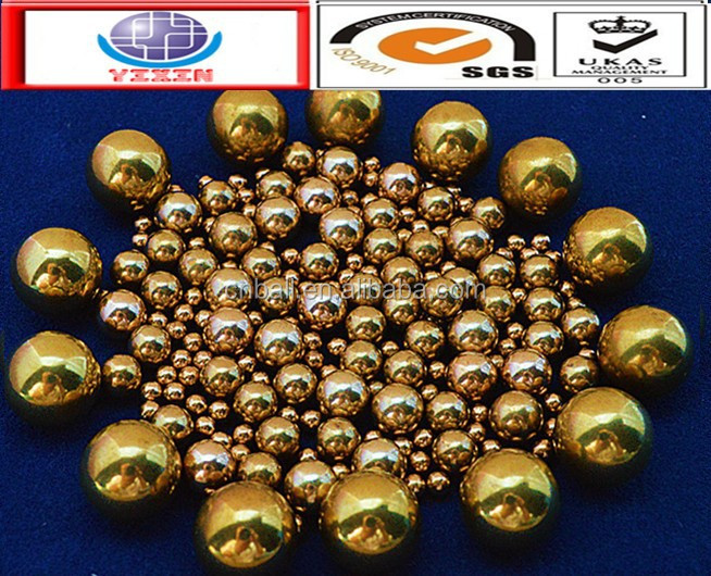 New Type 1.5mm 2mm 2.5mm 3mm 3.05mm small size copper ball