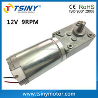 12v electric motor with reduction gear for sliding gate