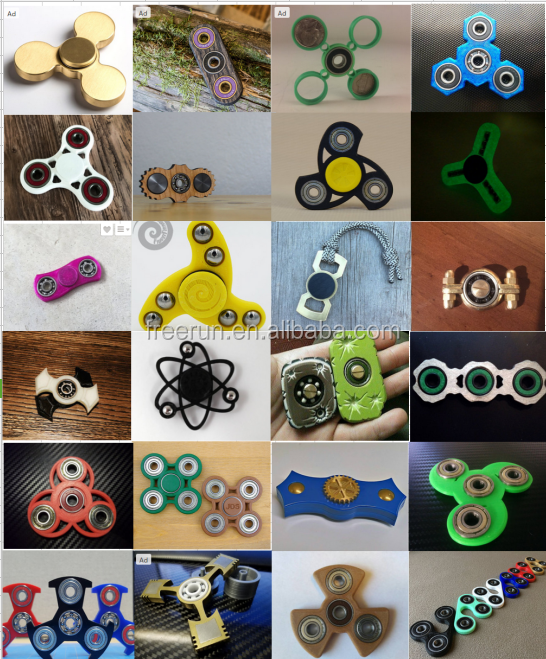 Hand Spinner Fidget 608 Ceramic Bearing