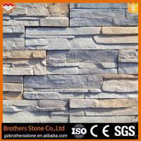 Best price faux wall stone panel indoor/outdoor home depot wall cladding