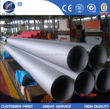industrial rectangular stainless steel pipes