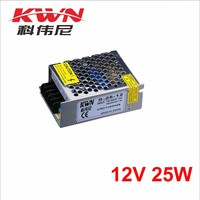 Single Output dc Regulated led Swiching Power Supply 12v 2a with Low Consumption
