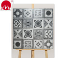 Hot Sale Rustic Ceramic Tile Grey Series, Cement Looking Design Ceramic Floor Tiles