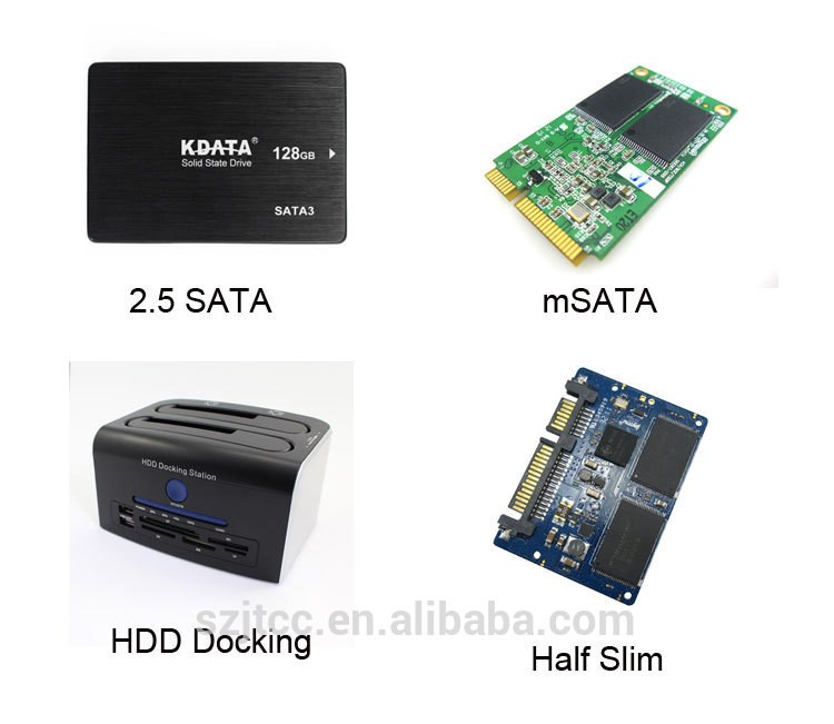 Wholesale SATA Docking Station With Sata SSD Enclosure All In 1 HDD Docking Station Driver