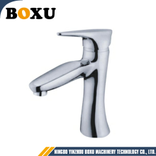 High Standard Low Price Polished Brass Bathroom Sink Faucets