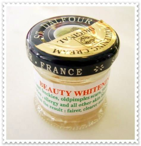 St Dalfour Whitening Cream Try It...You wont regret It...