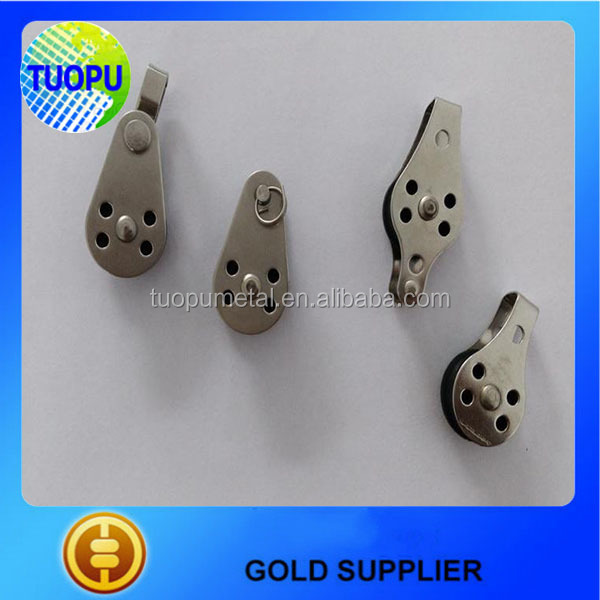 Wholesale nylon pulley block with bracket,nylon pulley block with pin rivet,rope nylon pulley blocks