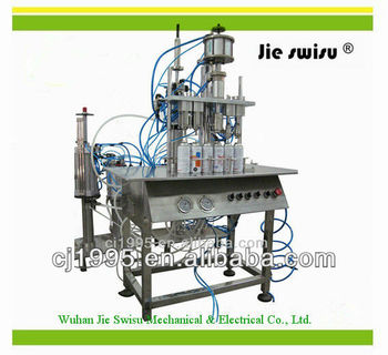 Polyurethane Foam Insulation Spray filling machine