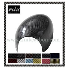 Auto B-M-W Mini Carbon Fiber Mirror Cover