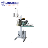 Bag edge pressing of Industry folding sewing machine