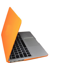 "matte rubberized hard case for macbook air 13"" A1369 A1466"