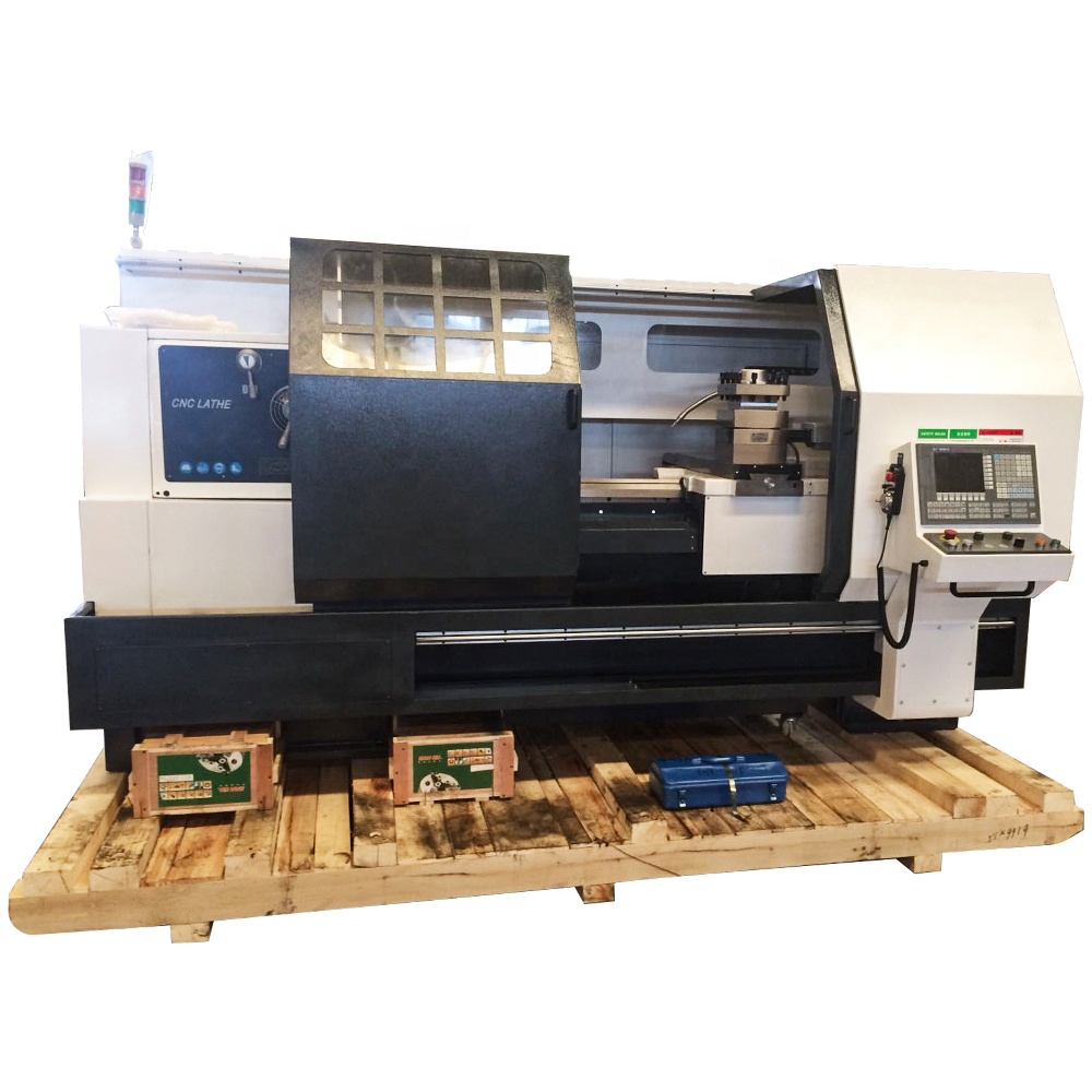 CK6166 Chinese Supplier Cnc Lathe Y Axis <strong>C</strong> With Ce Certificate