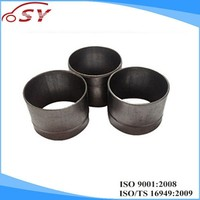 GM/FAW Inner metal and outer tube for rubber bushing