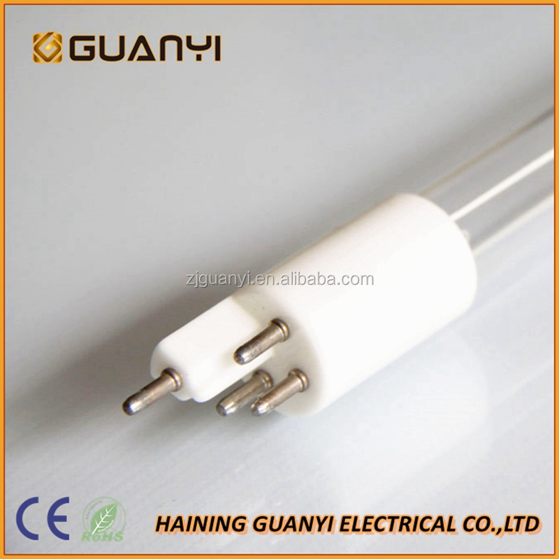 300W UV lamp big power amalgam lamps for water treatment Trojan 3000