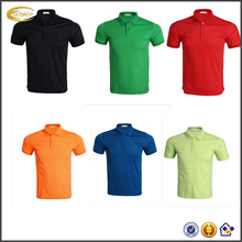 Ecoach polo shirt manufacturers 2017 men high quality short sleeve sports dry fit 100%cotton bulk polo shirts