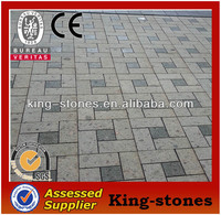 padang white granite outdoor paving stone cheap flagstone