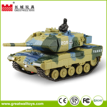 Hot sales! Military vehicles RC tank 1:77 with sounds