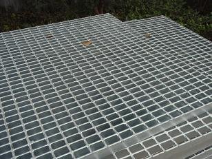 Industrial Floor Grating