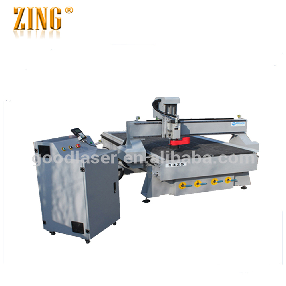 Vacuum Table Automatic CNC 4X8ft Wood Cutting Router Machine