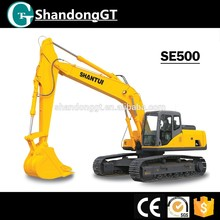 LISHIDE Shunglai energy-saving china excavator 50ton