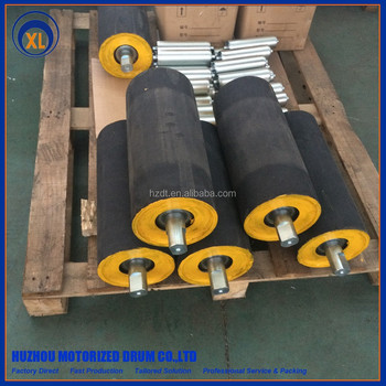 China supplier factory direct price conveyor bend pulley tail pulley